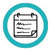 Kundendatenerfassung Symbol bei Klinck Dein Friseur